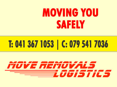 Move Removals Logistics - Move Removals Logistics will move you safely from A to B. We provide residential and commercial moving services both domestic and nationally across the entire South Africa. We'll move you fast - at a very affordable rate.