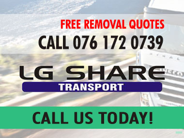 LG Share Transport - Every household move is unique and each customer has specific requirements. At LG Share Transport we understand and adapt to these needs. Each of our employees is committed to providing smooth, positive moving We will take care of every last detail.